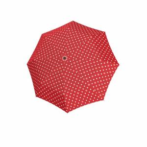 Dáždnik Doppler KIDS MAXI DOTS red